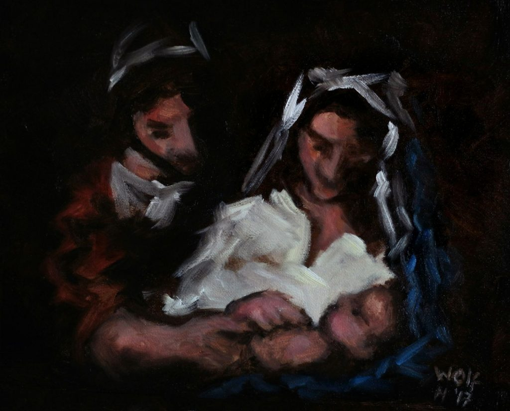 The (at least as) Holy Family